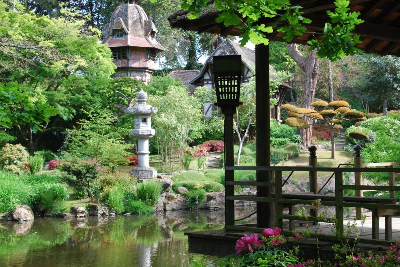 Maul vrier mairie de maul vrier syndicat d 39 initiative de for Le jardin oriental de maulevrier